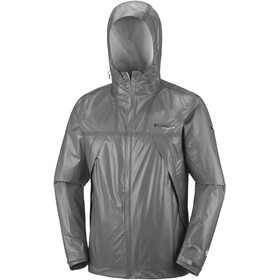 Columbia OutDry Ex ECO Tech Shell Jacket Men bamboo charcoal